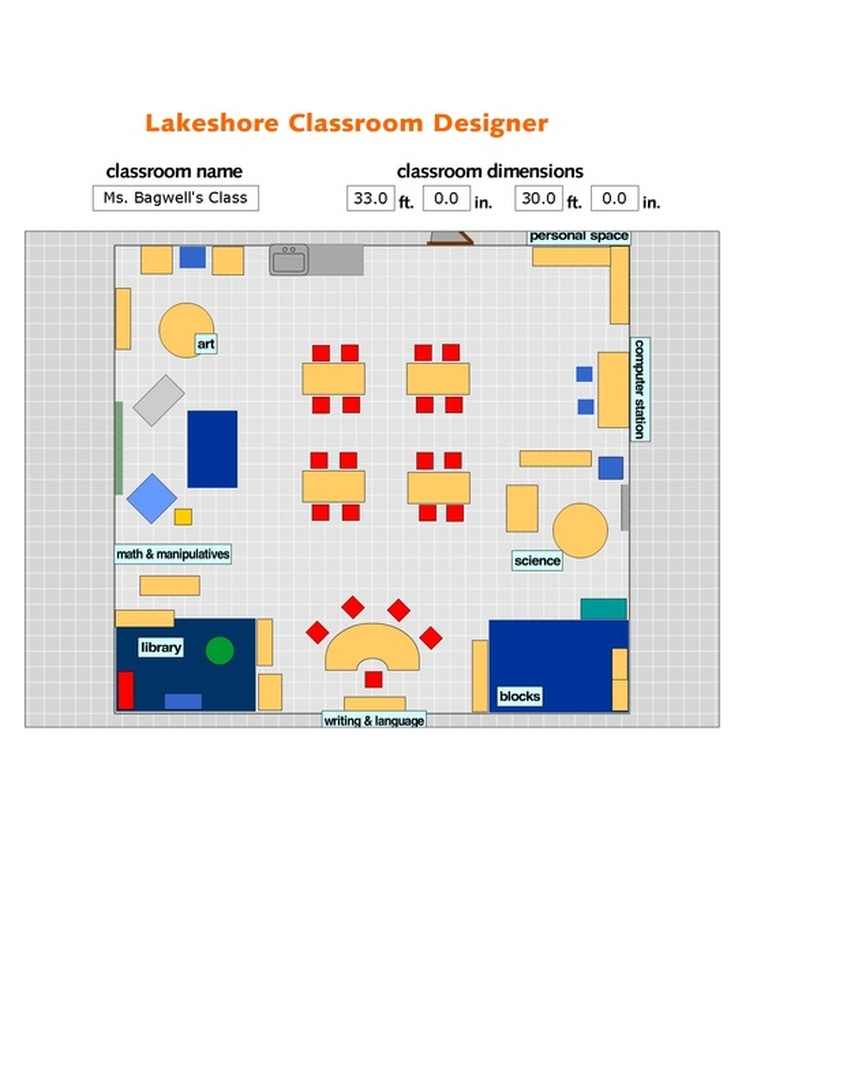 Classroom Design Lakeshore Learning : Classroom environment ms bagwell s kindergarten class